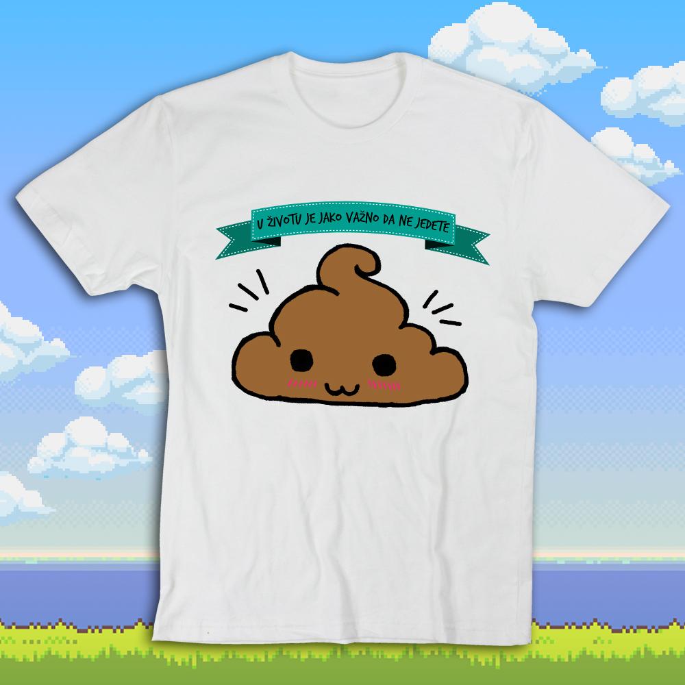 Majica-U-zivotu-je-jako-vazno-da-ne-jedete.jpg