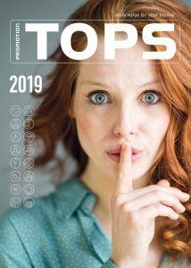 Katalog reklamnog materijala TOPS
