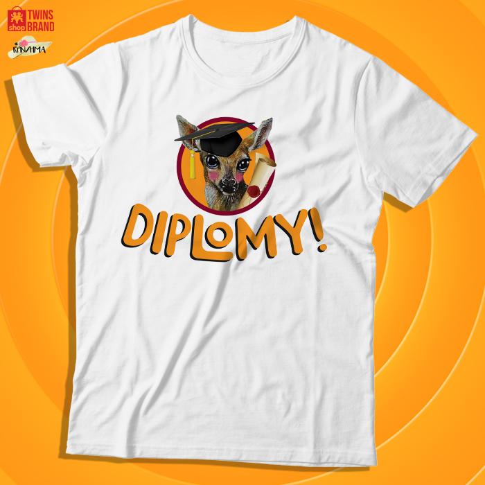 Majica – Diplomy JPG